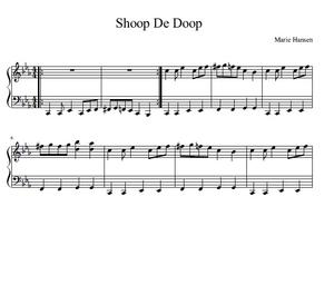 Shoop De Doop (Piano Solo)