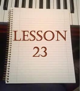 Piano Lessons 23