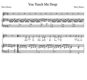 You Touch Me Deep (Vocal Solo)